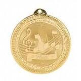 BriteLaser Medal - Music