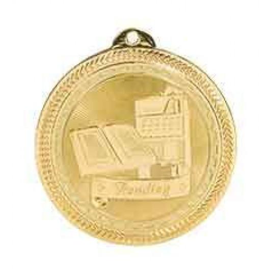 BriteLaser Medal - Reading