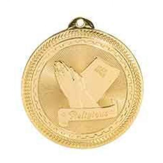 BriteLaser Medal - Religious