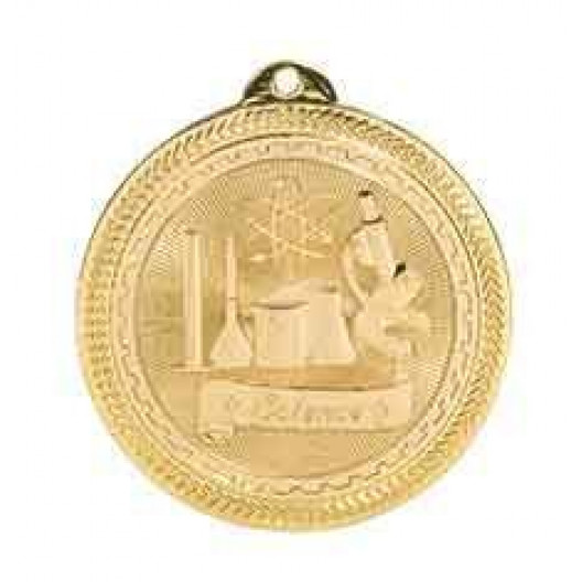 BriteLaser Medal - Science