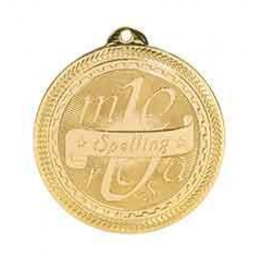 BriteLaser Medal - Spelling