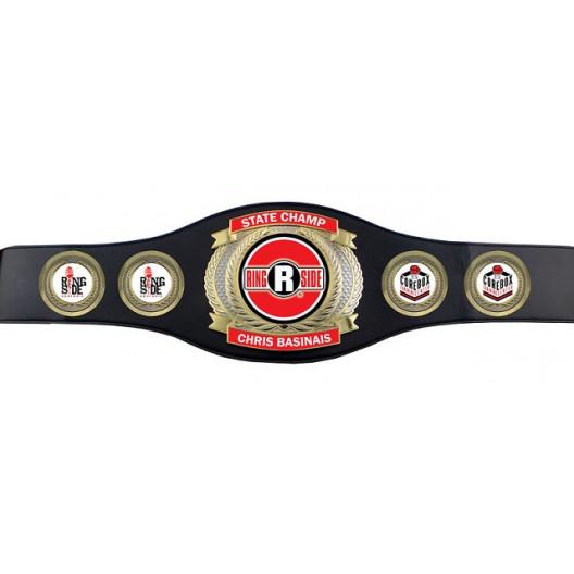 Perpetual Champion Award Belt