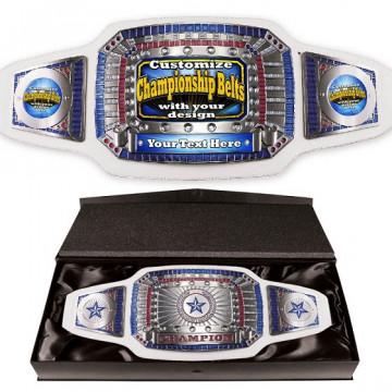 Championship Award Belt