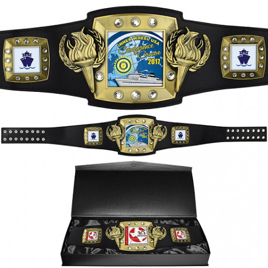 Champion Victory Award Belt