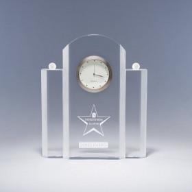 Silvertone Clock