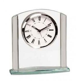 Arch Glass Clock