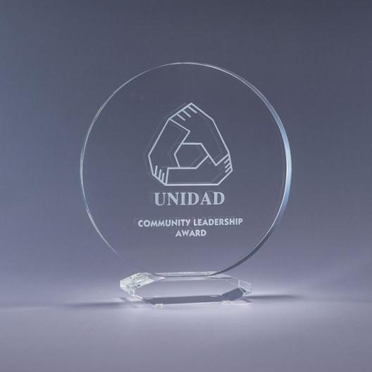 Optic Crystal Corona