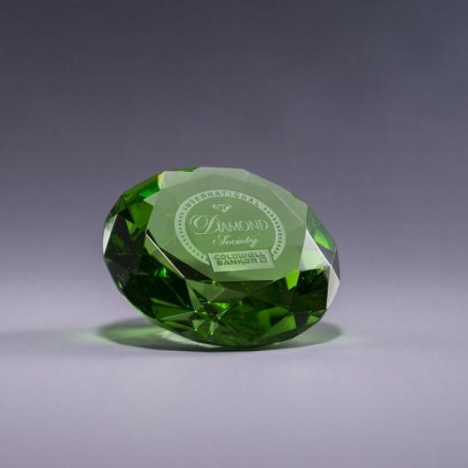 Diamond Paperweight