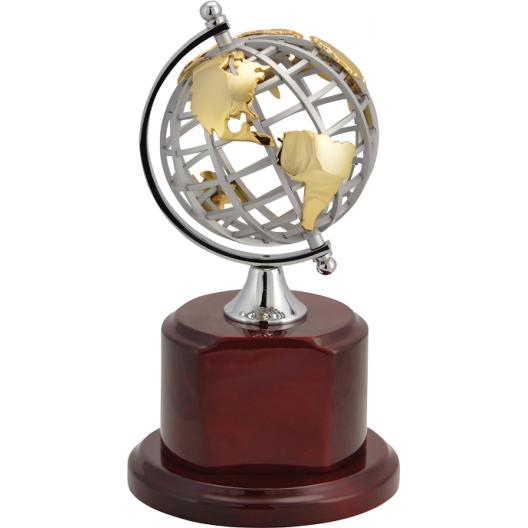 Metal Globe Award