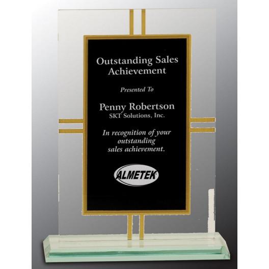 Contemporary Glass 4-Point Award