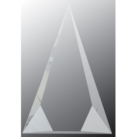 Crystal Facet Triangle