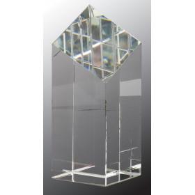 Crystal Diamond Top Pillar