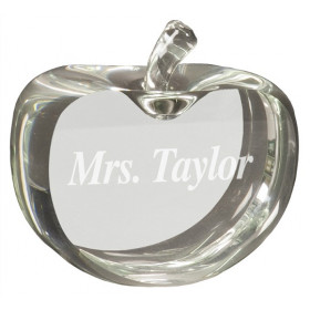 Flat Crystal Apple
