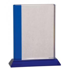 Blue Edge Crystal on Blue Base