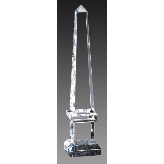 Crystal Obelisk on Pedestal