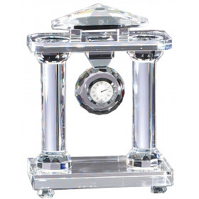 Crystal Precision Clock