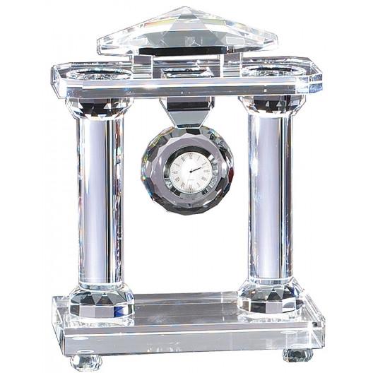 Crystal Precision Clock