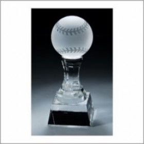 Optical Crystal Baseball