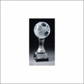 Optical Crystal Soccer Ball