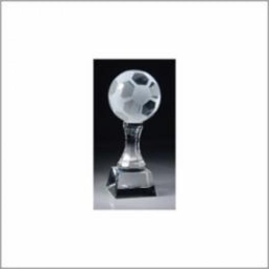 Optical Crystal Soccer Ball