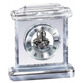 Precision Crystal Clock