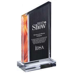 Deco Wedge Award