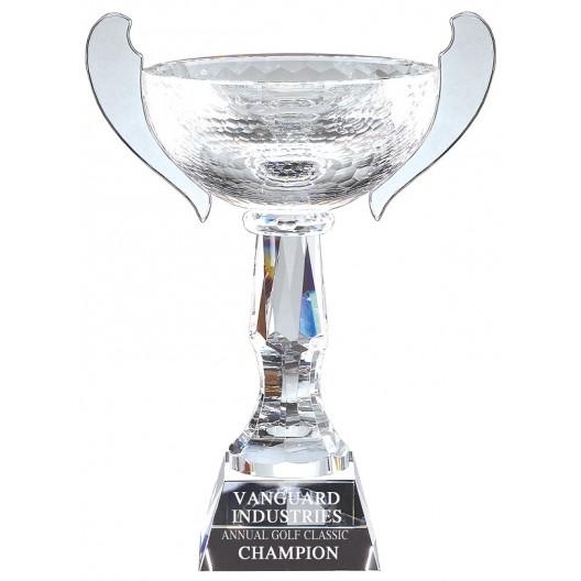 Crystal Loving Cup w/ Handles