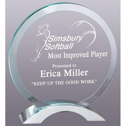 Circle Glass & Metal Award