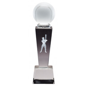 Collegiate Sport Crystal - Baseball / Softball