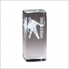 Collegiate Series Wrestling Crystal