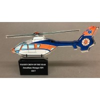 CUSTOM ACRYLIC - HELICOPTER
