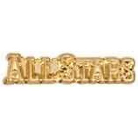 All Stars Chenille Pin