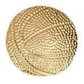 Basketball Chenille Pin