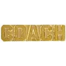 Coach Chenille Pin