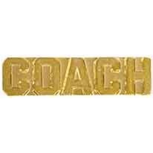 Coach Chenille Pin