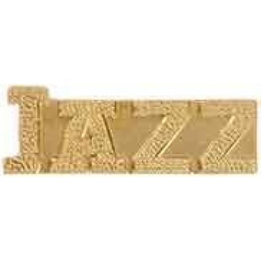 Jazz Chenille Pin