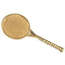 Tennis Chenille Pin
