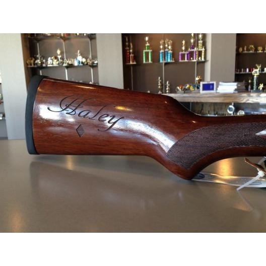 Engraved Gun 1