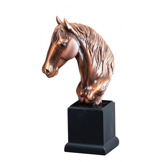 Resin Horse Head