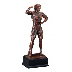 Female Body Builder Resin