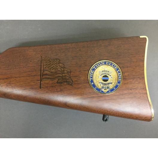 Engraved Gun 7