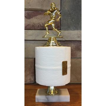 Toilet Paper Last Place Trophy