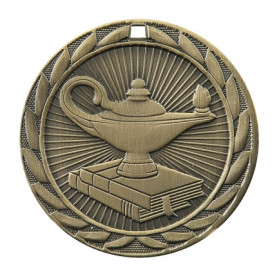 FE Medal - Lamp of Knowledge