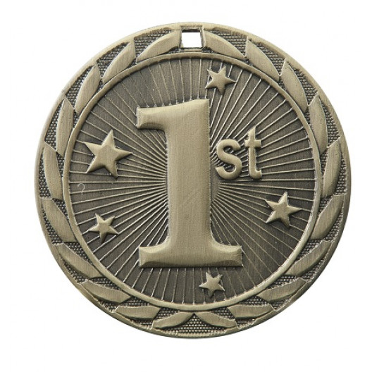 FE Medal - 1st Place