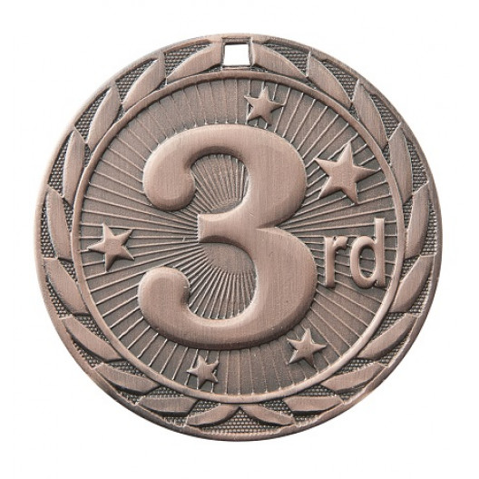 FE Medal - 3rd Place