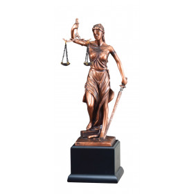 Victory Resin - Lady Justice