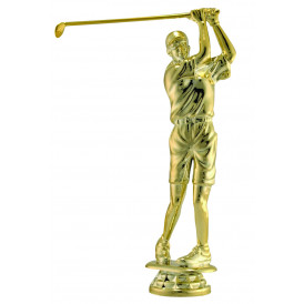 "Sports Figure on Marble Base - 1"" Riser"