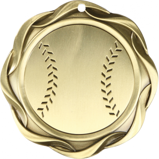 Fusion Medal - Baseball