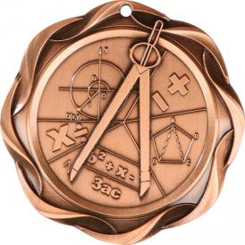 Fusion Medal - Math
