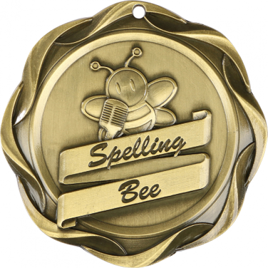 Fusion Medal - Spelling Bee